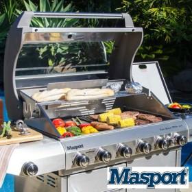 Masport BBQ's