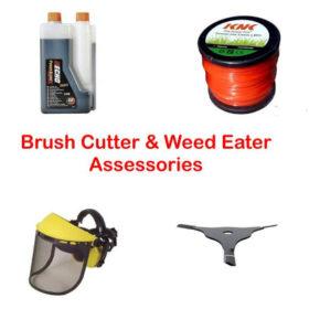 Brush Cutter Assessories