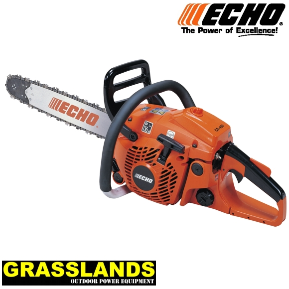 Echo CS450 chainsaw