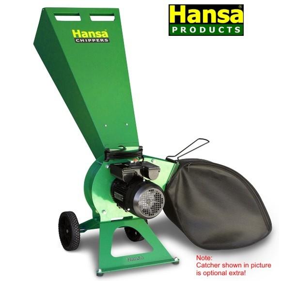Hansa C3e chipper