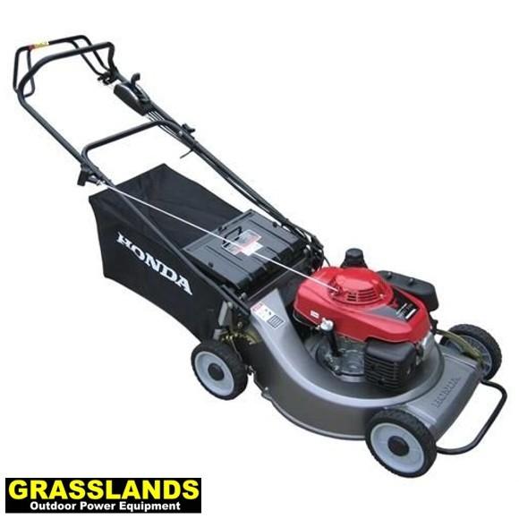 Honda HRU216 lawnmower