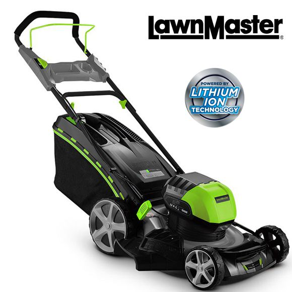 LawnMaster 18 40V lawnmower