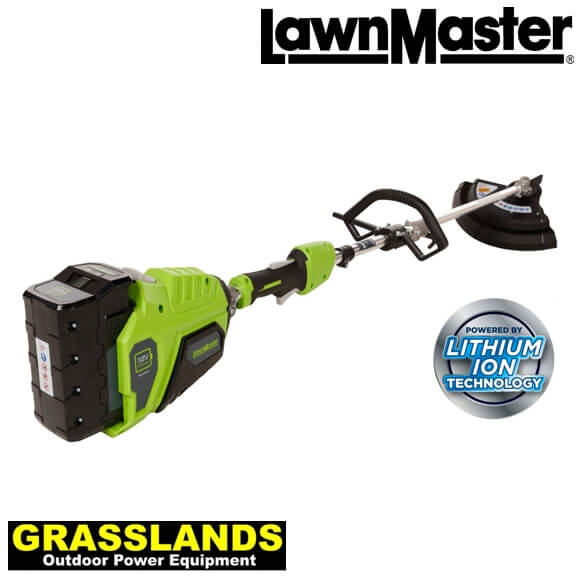 Lawnmaster 58v grass trimmer