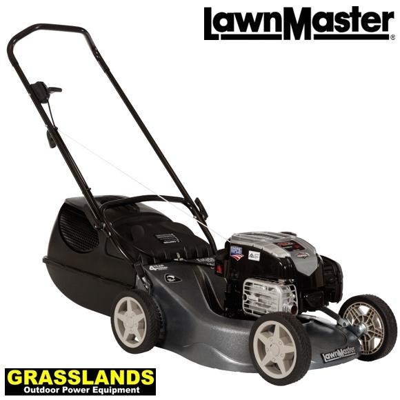 LawnMaster Estate 725 lawnmower