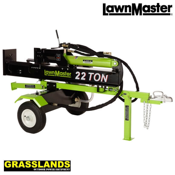 Lawnmaster 22 Ton log splitter