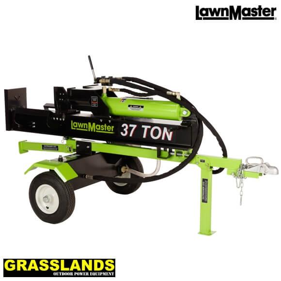Lawnmaster 37 Ton log splitter