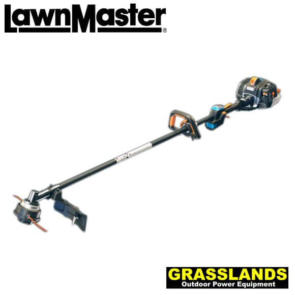 Lawnmaster no pull straight shaft grass trimmer