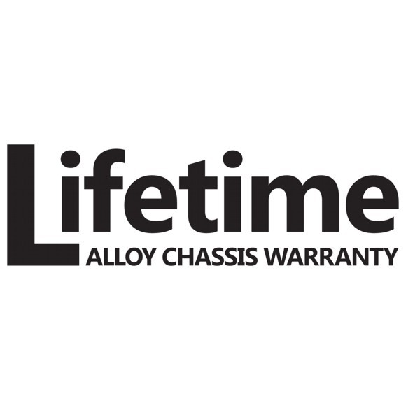 Lifetime chassis warranty