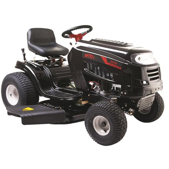 MTD 2042 rider mower