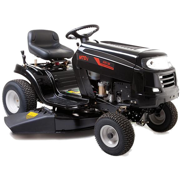 MTD 439-38 rider mower