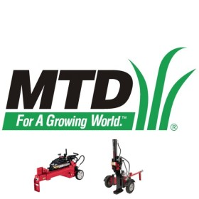 MTD log splitters