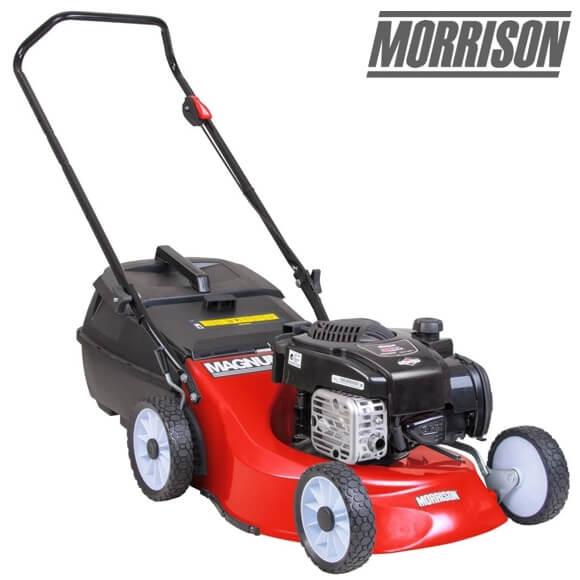 Morrison Magnum lawn mower