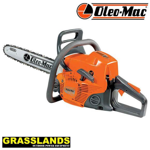 Oleo-Mac GS35 chainsaw
