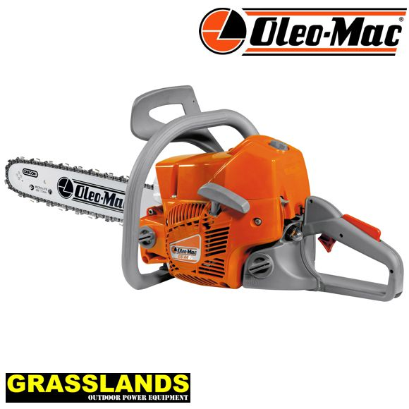 Oleo-Mac GS44 chainsaw