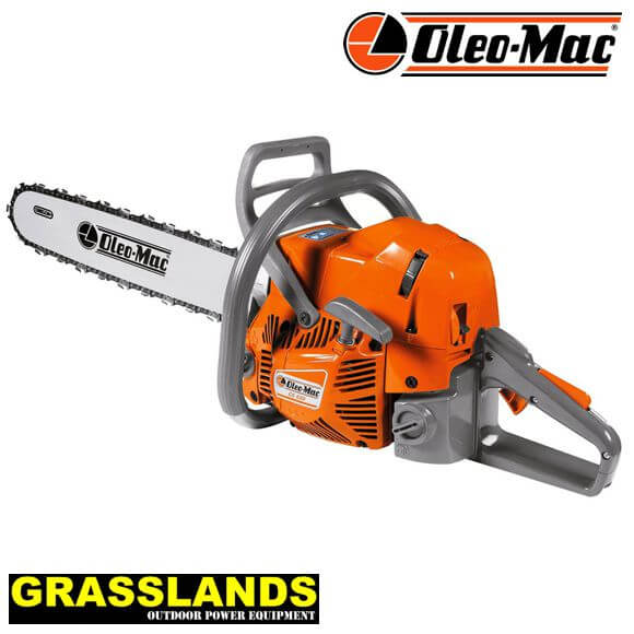 Oleo-Mac GS650 chainsaw