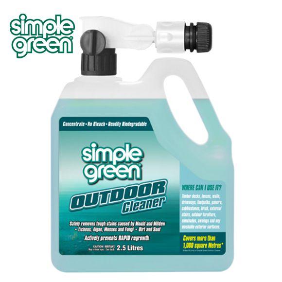 Outdoor Cleaner 2.5ltr RTU