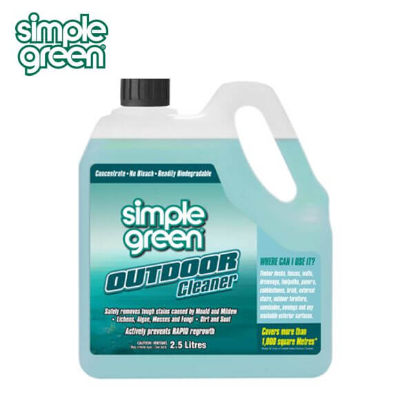 Outdoor cleaner 2.5 ltr refill