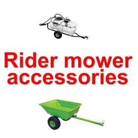 Accessories - Rider mowers