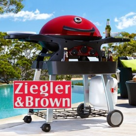 Ziegler & Brown Grill Series